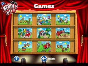 Heroes of the City App Games