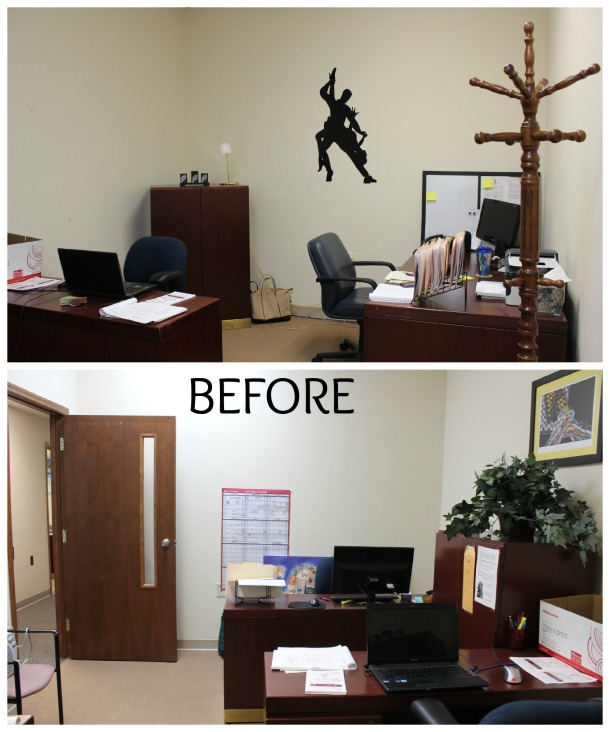Office Before Collage