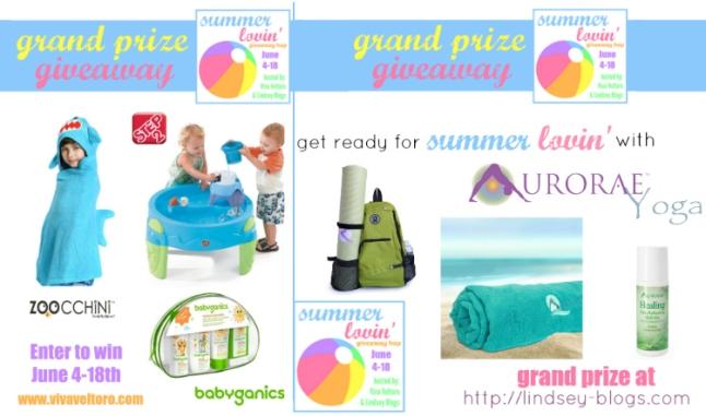 Summer Lovin Grand Prize